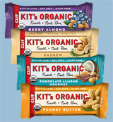 Kit's Organic Fruit and Nuts Bars